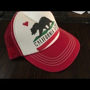 Billabong California Love Truckers Cap One size